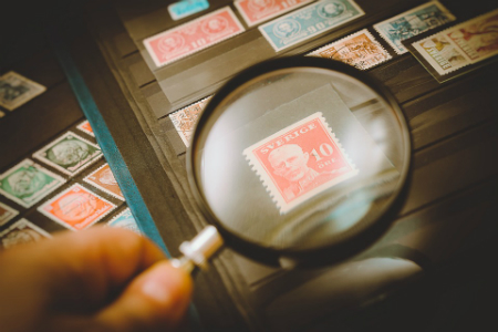Become a Stamp Collector 3-8-2019
